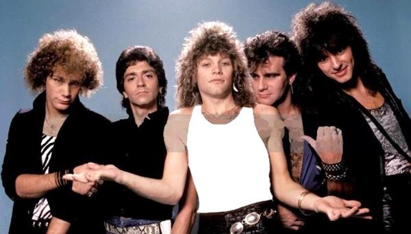bandas de rock de los años 80