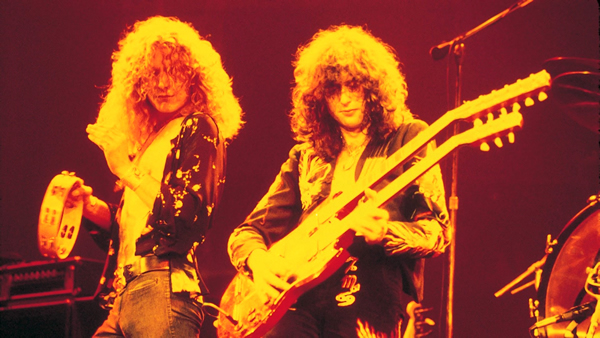 led zeppelin y su influencia en el rock and roll