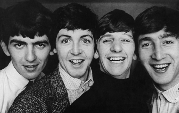 la invasion britanica del rock con the beatles