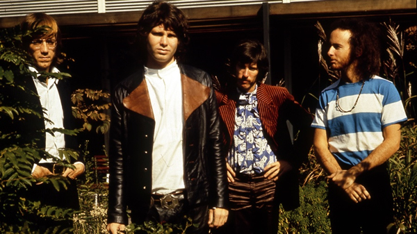 the doors en la historia del rock americano