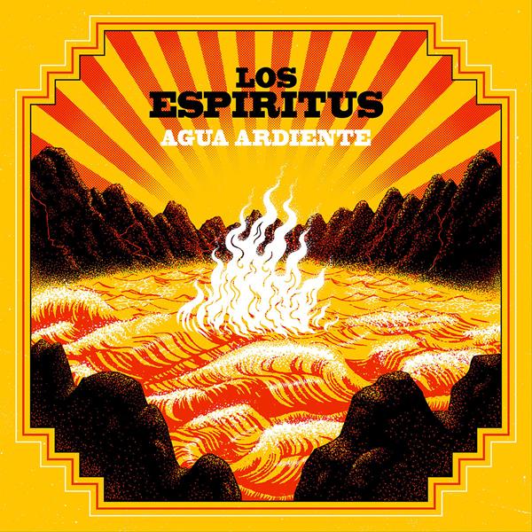 los espiritus agua ardiente, bandas de rock nacional